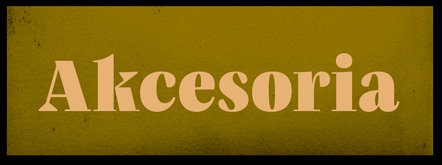 Akcesoria